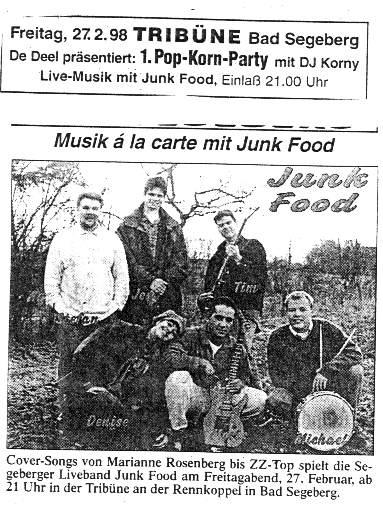Zeitung LN 25-02-1998